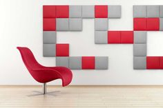 dappi - Galeria - panele tapicerowane, dekoracyjne, ścienne Bed Headboard Design, Bedroom Bed Design, Headboards For Beds, Kids Bedroom, Bedroom Decor, 3d Kitchen Design, Luxury Sofa, Floor Chair, Wood Work