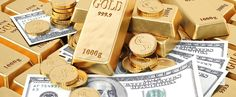 US Dollar trapped in the red zone, Gold fades again and could drop in the coming period because the bulls weren't strong enough to hold the
