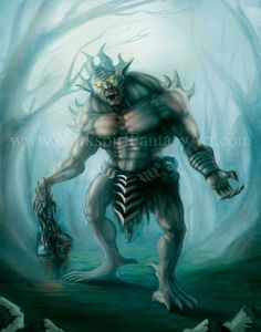 Bakasura:In the Hindu epic Mahabharata, Bakasura, (also called Bakasur or Bakasuran) (बकासुर) is a Rakshasa (demon) killed by Bhima. The demon lived near the city of Ekachakra (sometimes Chakranagari), and forced the king to send him daily a large quantity of provisions, which he devoured, and not only the provisions, but the men who carried them. Under the directions of Kunti, her son Bhima was sent to Bakasura for his food.