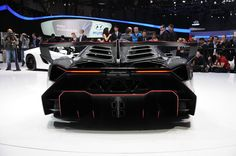 2013-03-05 Geneva Motor Show 7890 - Lamborghini Aventador - Wikipedia, the free encyclopedia