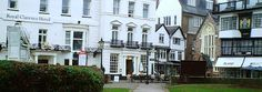 Royal Clarence Hotel. Exeter, Devon.