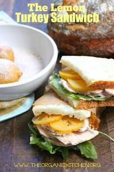 You will soon have plenty of leftover turkey, and I have big plans for it! But first I have a question for you, have you ever eaten preserved lemons? I hadn't until recently and let me tell you they are a spectacular treat. Thinly sliced and placed inside a turkey sandwich they add delightful and un