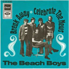 """View from the Birdhouse: Music Monday - """"Break Away"""" by The Beach Boys (1969) Capitol records"""