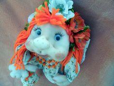 doll Maskottchen Nastya by olga, $16.00 USD