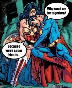 Super Friend Zone