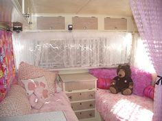 My dream home is portable: Seeing Pink