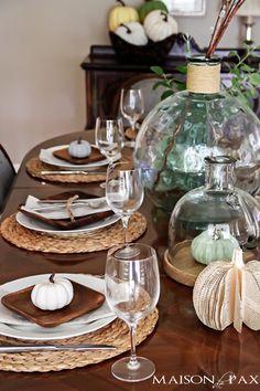Fall Table