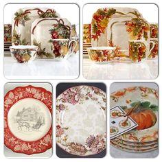 222 Fifth Andover 16 Piece Dinnerware Set | tableware | Pinterest ...
