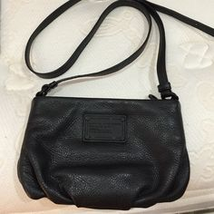 Marc by Marc Jacobs bag Marc by Marc Jacobs utility crossbody bag in black. Adjustable strap. Includes original duster bag! Marc by Marc Jacobs Bags Crossbody Bags
