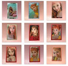 Twice Sana, Kpop, Summer Nights, I Got This, Photo Cards, Girl Group, Album, Artist, Mint