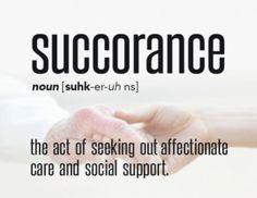 Succorance