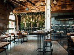 """""""I love Toro for their tapas menu and they also have great cocktails. It's a good evening spot to catch up with friends."""" -Sarah Flint (Location: Toro)"""
