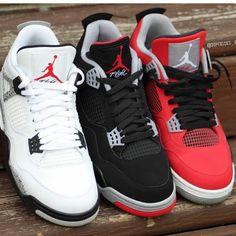 All Nike Shoes, Nike Shoes Air Force, Kicks Shoes, Hype Shoes, Sneakers Nike, Nike Air, Custom Jordans, Custom Sneakers, Jordan 4