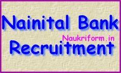 Nainital Bank Job openings 2015