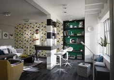 Hornbach Form&Function - living masculin Stylus, Living Room, Table, Diy, House, Furniture, Design Trends, Home Decor, Decor Ideas