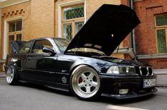 hardcore #bmw #e36 #m3 ... ac schnitzer wheels?