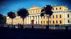 Юсуповский дворец (Yusupov Palace) - Адмиралтейский - Санкт-Петербург