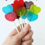 Valentine Bubblegum Machines - Bitz & Giggles