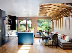 A Colorful London Family Home Designed By Beata Heuman - The Nordroom
