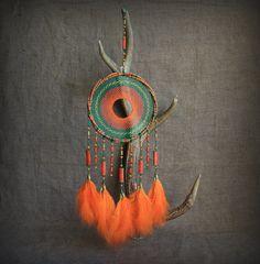 Сolorful dream catcher/Boho/Gypsy/Gift от FancyNatalie на Etsy