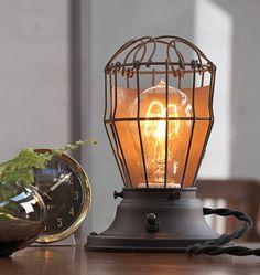 Clover Industrial Table Lamp | Rejuvenation