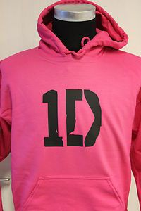 One Direction Forever  Hoodies - Great Xmas Personalised Gift