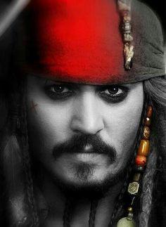 Cap' n Jack Sparrow
