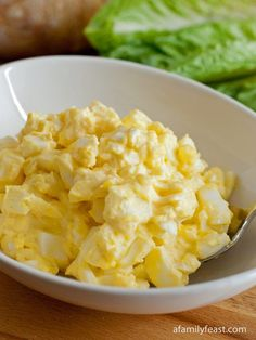 Classic Egg Salad - Simple and delicious! Pin this recipe now so you ...