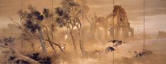 Umi-MoriArt Museum | Takeuchi Seiho & Modern Japanese Paintings
