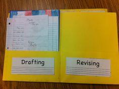 Writers workshop folders