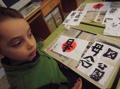 Escribiendo como los japoneses