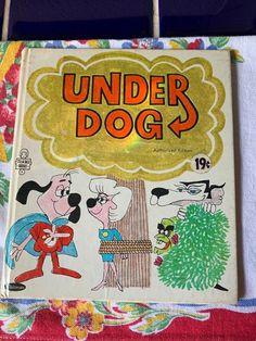 [BEST-PRICE] $7.99 1966 Underdog - Vintage #BestReadAloudChapterBooks #BestBookForElementary #BestChildrensBooksByAge Chapter Books, Read Aloud, Snoopy, Vintage, Reading, Fictional Characters, Reading Books, Vintage Comics, Fantasy Characters