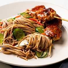 Marion's Kitchen is packed with simple and delicious Asian recipes and food ideas. Asian Recipes, Japanese Recipes, Ethnic Recipes, Asian Foods, Japanese Food, Japanese Teriyaki, Kitchen Recipes, Cooking Recipes, Soba Salad