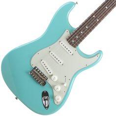 2015 FMIC Fender Custom Shop 1963 Stratocaster, Seafoam Green | Available at Garrett Park Guitars | www.gpguitars.com