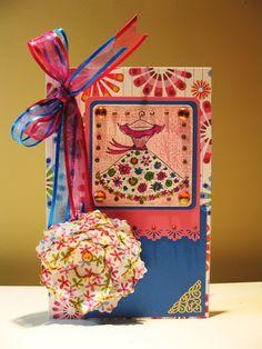 Girlie Birthday Card
