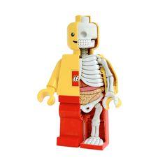 LEGO Minifigure : Jason Freeny