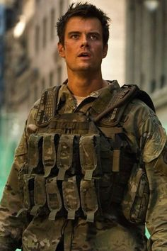 Hot man in uniform