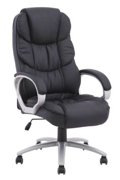 High Back Executive PU Leather Ergonomic Office Desk Computer Chair O10