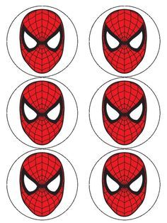 google image result for http www vinyl decals com prodimages rh pinterest com spiderman logo face paint