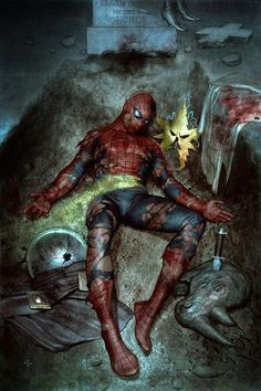 Amazing Spider-Man: The Gauntlet - Adi Granov