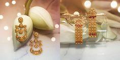Tanishq Divyam Jewellery - Earrings(4)