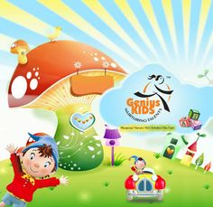 genius kids playschool Garia, pre-school Lake Town, daycare Garia, montessori training