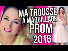 MA TROUSSE À MAQUILLAGE - PROM 2016!! | Emma Verde - YouTube Emma Verde, Mets, Youtubers, Makeup, Shop, Tutorials, Products, Make Up, Youtube