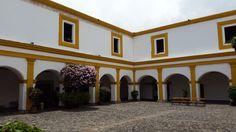 Parte posterior convento de escuela de cristo Antigua Guatemala