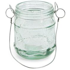 Design Ideas Mason Jar Lantern (3.93 CAD) ❤ liked on Polyvore