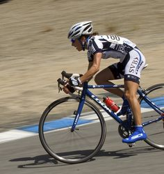 Training for triathlon....