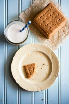Sweet Treats: a baking blog: Gluten Free Graham Crackers