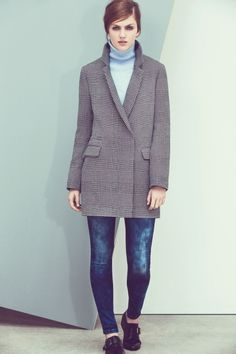 Autumn And Winter Wear For European Ladies By New Look From 2015 Winter Wear, Fall Winter, Autumn, Fast Fashion, Fashion Outfits, Womens Fashion, Winter 2014 2015, Elegant Outfit, New Look
