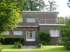 Mamy s house knokke zoute villa in moderne art deco stijl padron