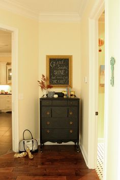 Less Than Perfect Life of Bliss blog: lots of chalkboard art, DIY projects and decor
